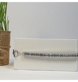 CHL0007 - Silver,  Choker
