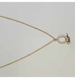 SCD0045 - Gold,  Short Necklace