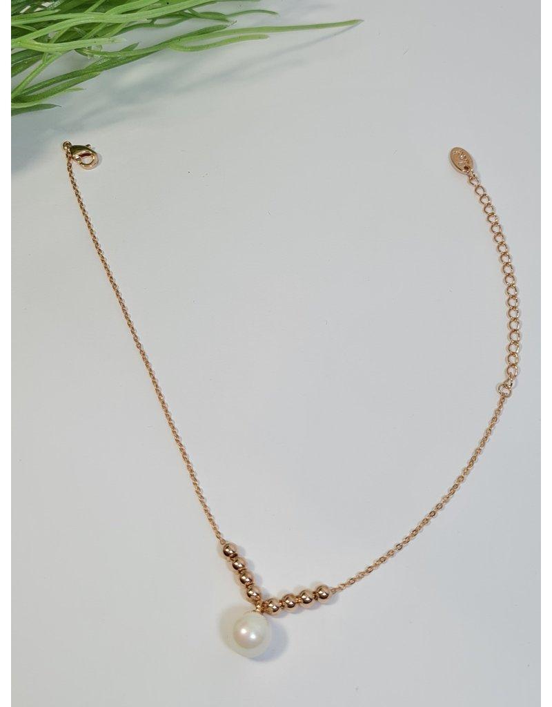 ANH0005 - Rose Gold Anklet