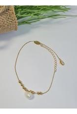 ANH0011 - Gold  Anklet