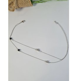 ANH0020 - Silver Anklet