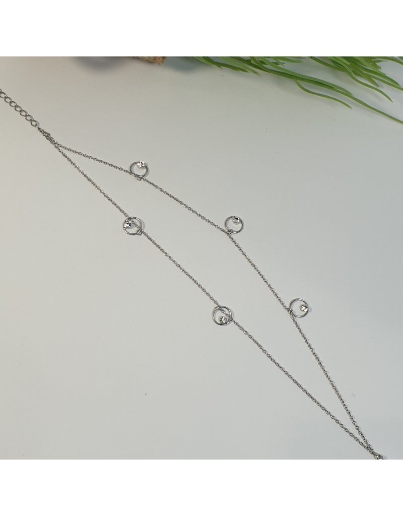 ANH0021 - Silver Anklet