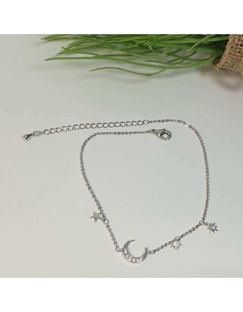 ANH0025 - Silver Anklet