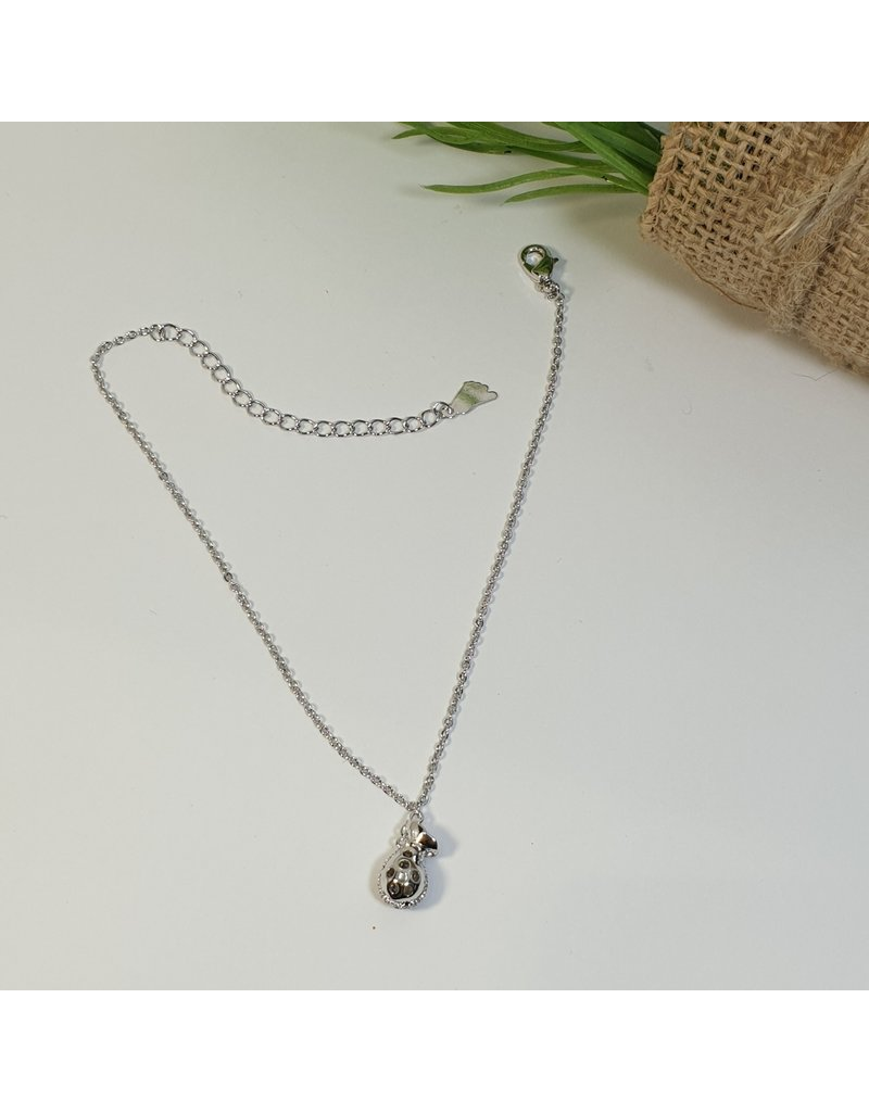 ANH0031 - Silver Anklet