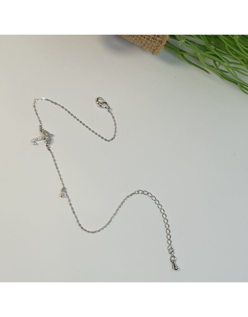 ANH0039 - Silver Anklet