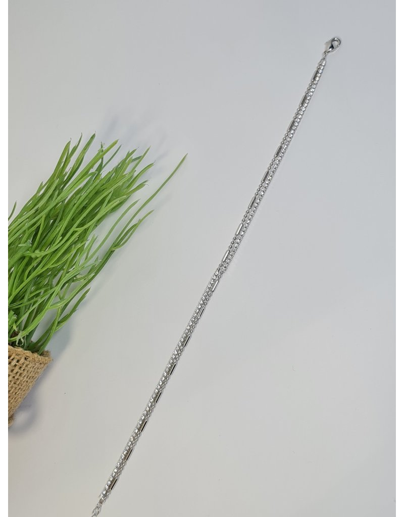 ANH0047 - Silver Anklet