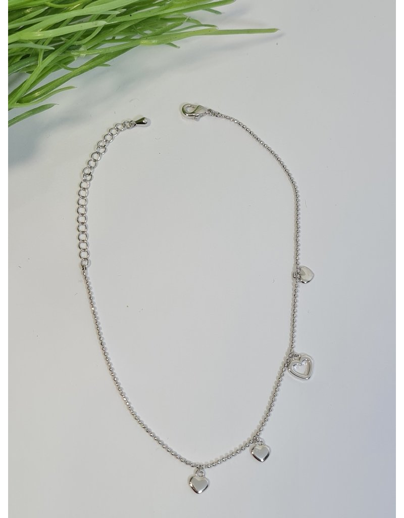 ANH0049 - Silver Anklet