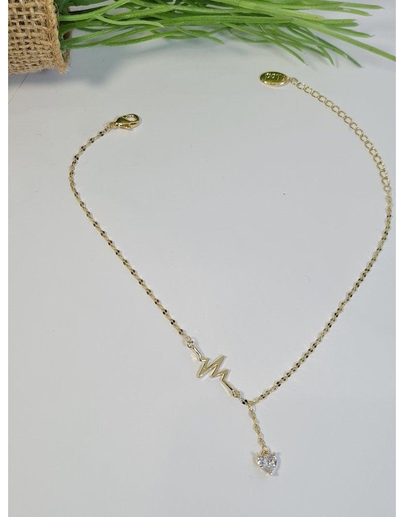 ANH0054 - Gold Anklet