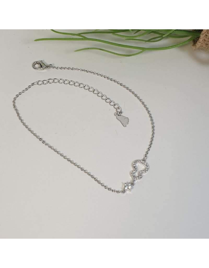 ANH0065 - Silver Anklet
