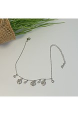 ANH0074 - Silver Anklet