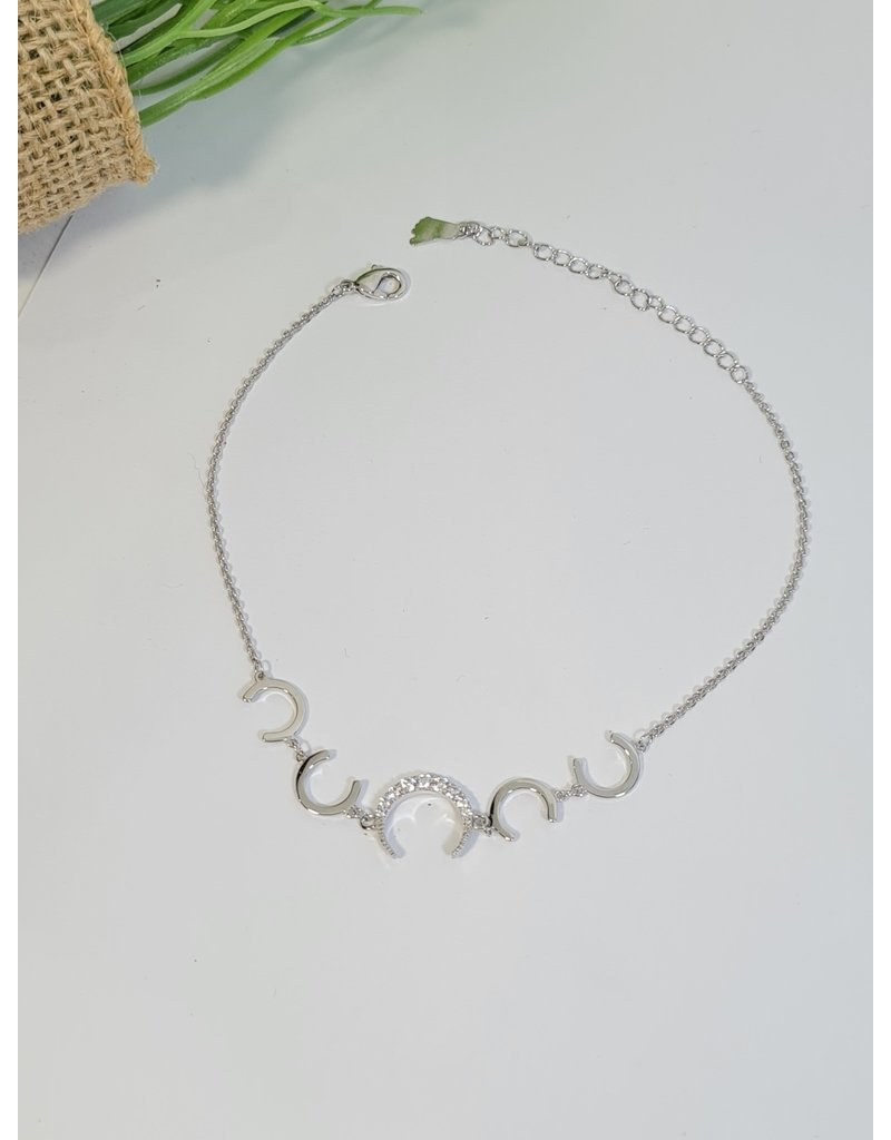 ANH0076 - Silver Anklet