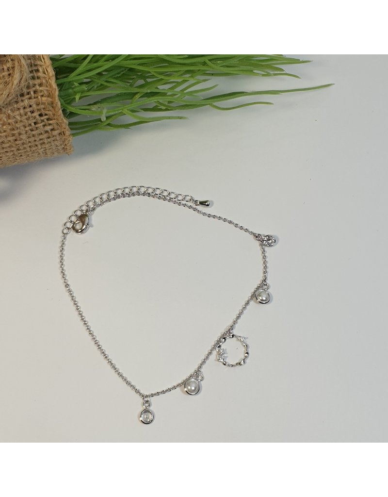 ANH0083 - Silver Anklet