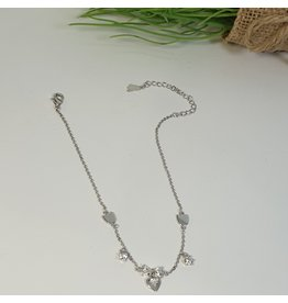 ANH0090 - Silver Anklet