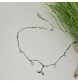 ANH0093 - Silver Anklet