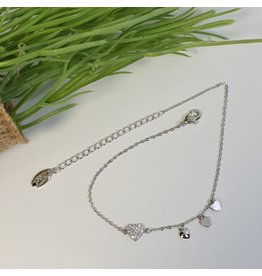 ANH0096 - Silver Anklet