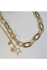 LCD0006 - Gold Multi-Layer Necklace