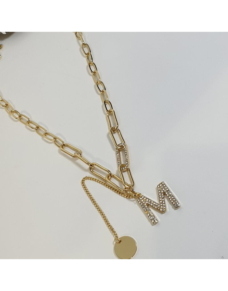 LCD0029 - Gold Multi-Layer Necklace