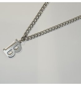 LCD0039 - Silver Multi-Layer Necklace