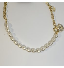LCD0049 - Gold Multi-Layer Necklace