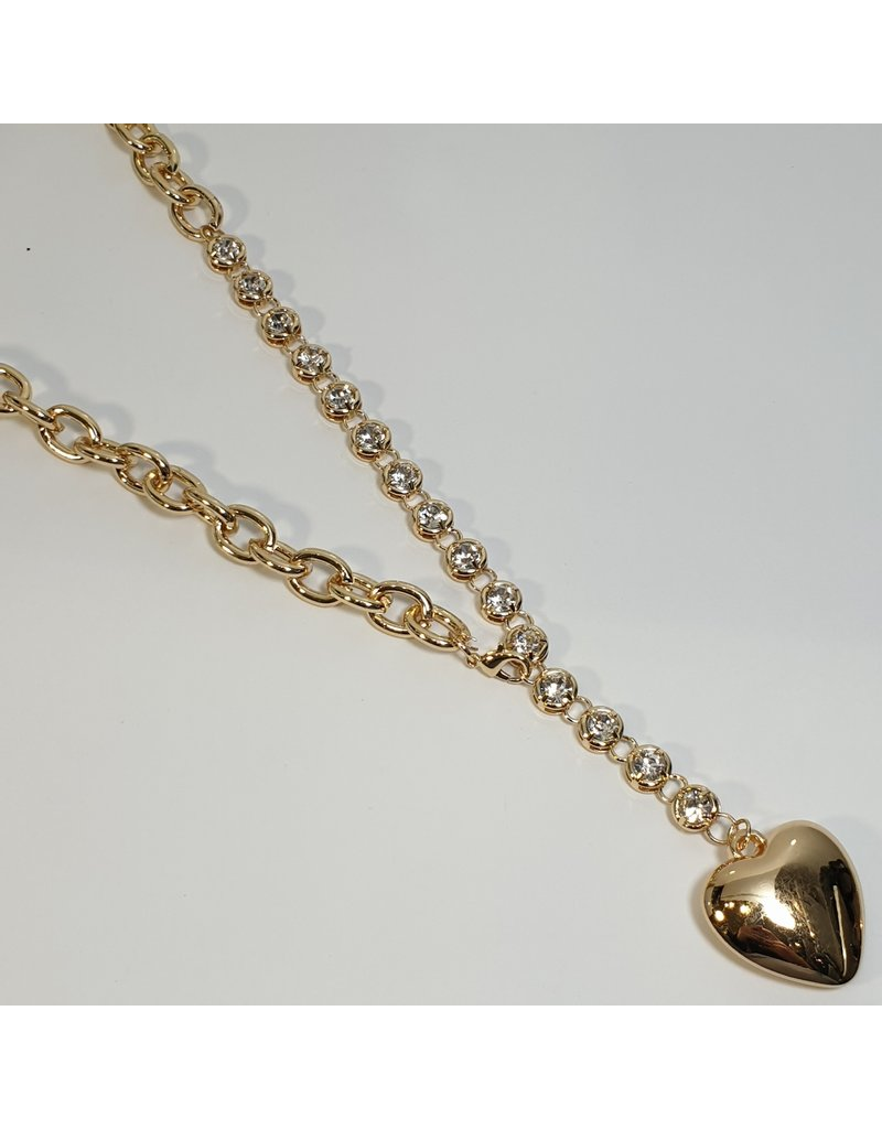 LCD0053 - Gold Multi-Layer Necklace