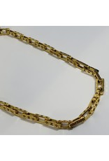 LCD0056 - Gold Multi-Layer Necklace
