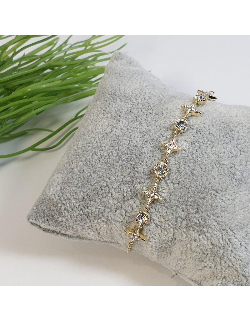 BJG0011 - Gold,  Bracelet