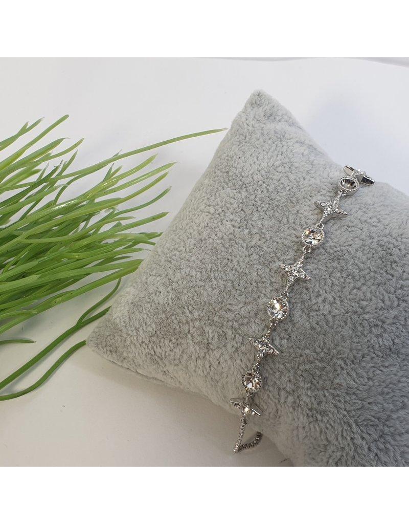 BJG0012 - Silver,  Bracelet