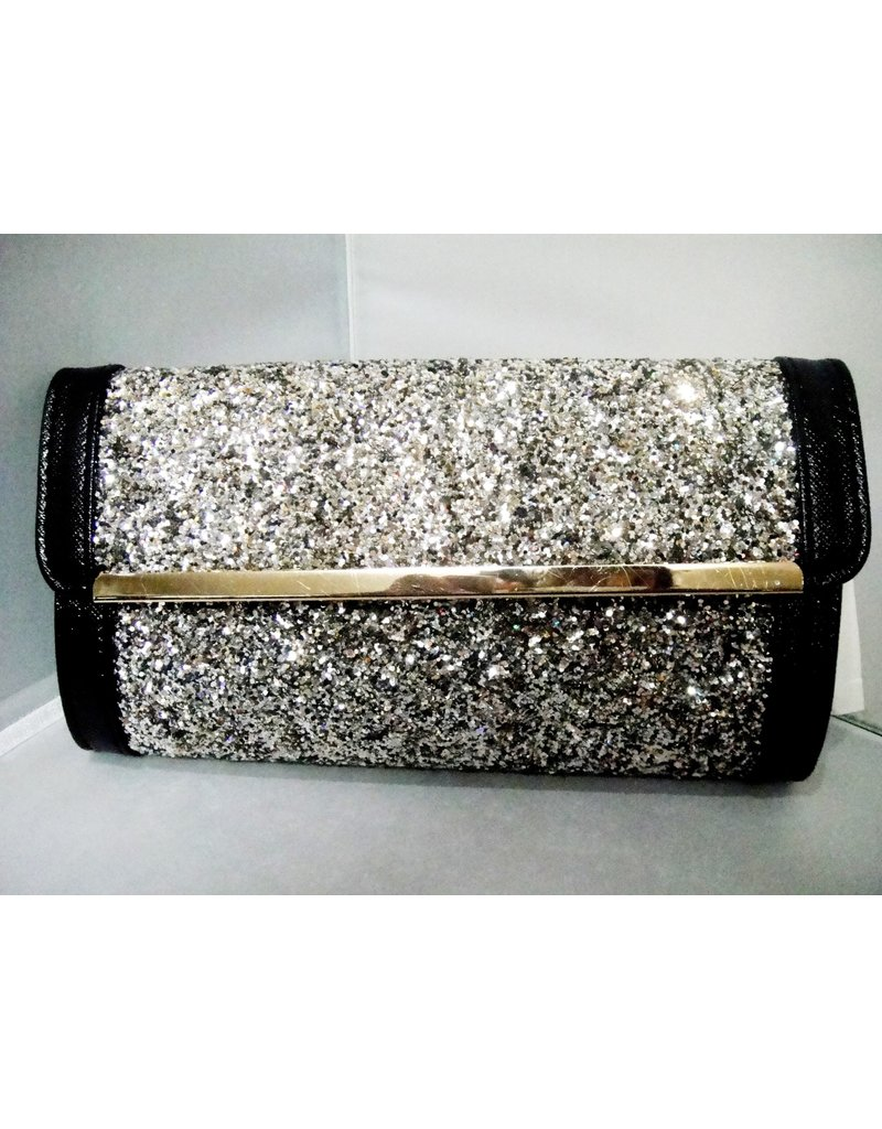 40240004 - Black Multicolour Bag