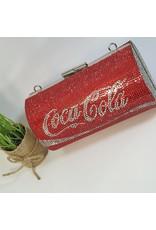 Cta0023 - Coke, Diamante Novelty Clutch Bag