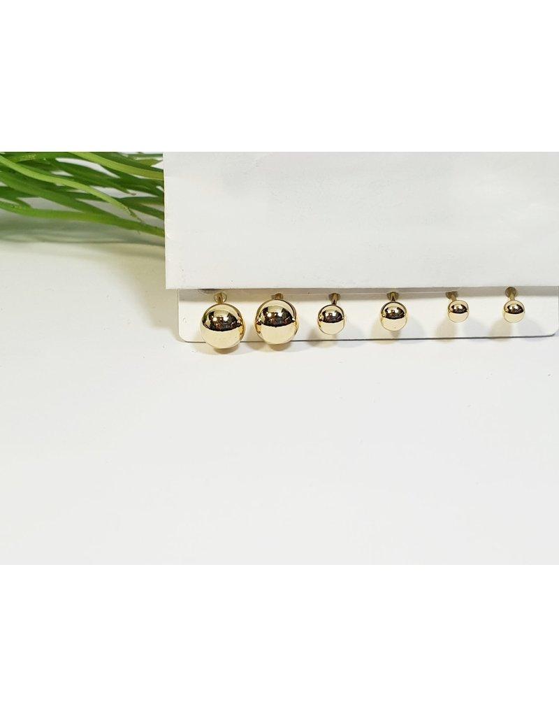 EMA0064 - Gold  Multi-Pack Earring