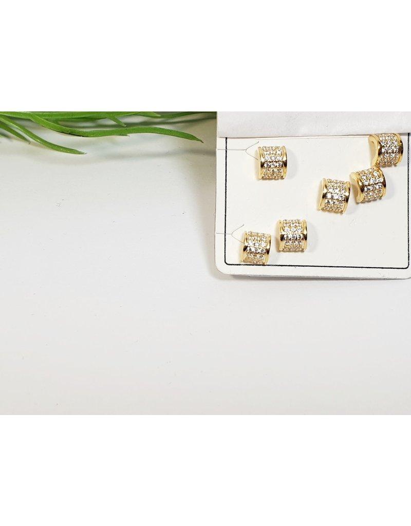 EMA0200 - Gold  Multi-Pack Earring