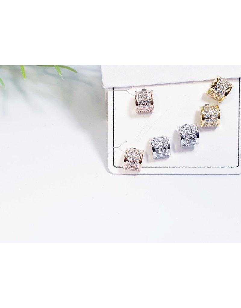 EMA0202 - Multi Colour  Multi-Pack Earring