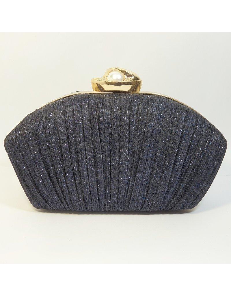 Cta0015 - Blue,  Clutch Bag