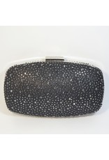 Cta0085 - Black,  Clutch Bag