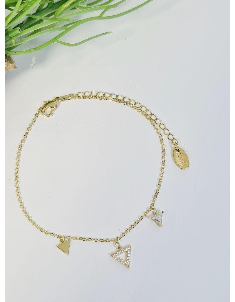 ANH0018 - Gold Anklet