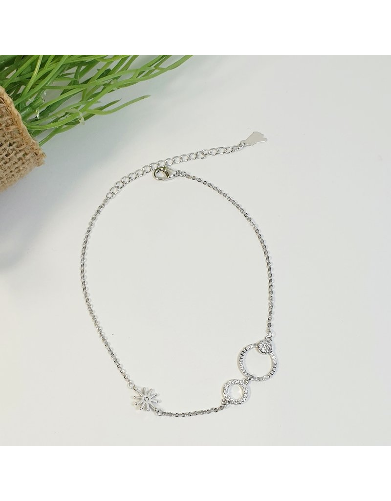 ANH0032 - Silver Anklet