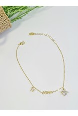 ANH0056 - Gold Anklet