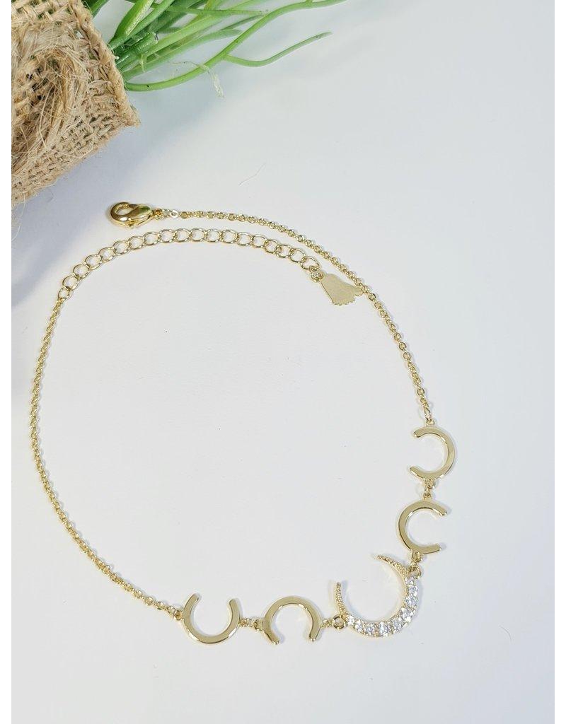 ANH0075 - Gold Anklet
