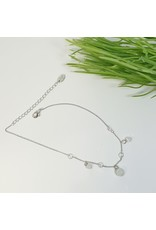 ANH0079 - Silver Anklet