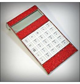 HRF0075 - Red Calculator