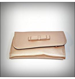 HRG0156 - Pink Make Up Brush Set With Case