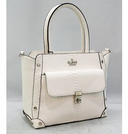 20260035 -Satchel White Bag