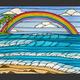 Heather Brown DAYDREAM RAINBOW, GW GICLEE ON CANVAS, 18X24, 249/250 SO21454