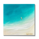 Sarah Caudle LIMITED EDITION 8X8 RESIN PRINT, #2/80, WAHINE