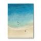 Sarah Caudle LIMITED EDITION 18X24 RESIN PRINT, #2/40, HONU ADVENTURES