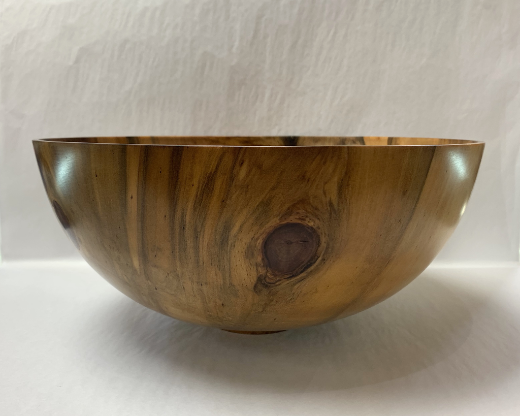 Andy Cole 120 12X5 NORFOLK PINE BOWL