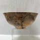 Andy Cole 123 7X3 SPALTED MANGO BOWL