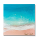 Sarah Caudle LIMITED EDITION 6X6 RESIN PRINT, #61/100, HAPPY DAY
