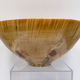 "Akamai Woods #1839 NORFOLK PINE HANDTURNED BOWL, 13""WX5""H SPALTED WITH KNOTS"