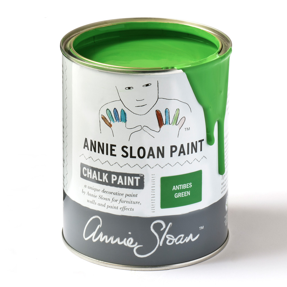 Annie Sloan ANTIBES GREEN- LARGE
